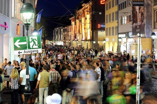 Bei den Ladenmieten ist Freiburg top