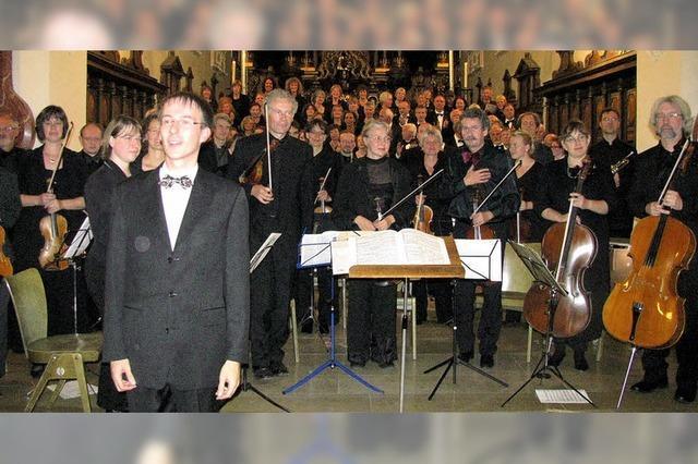 Beeindruckendes Konzert