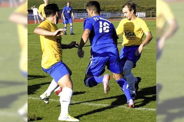 FC Steinen-Höllstein krampft sich zum Sieg