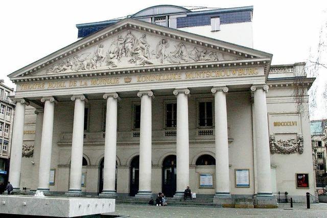 Das Herz der Opernwelt schlägt nun in Brüssel