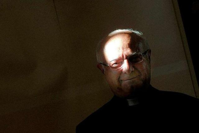 Zollitsch: Die Ökumene wird vorangetrieben – Erwartungen an Papst waren zu hoch