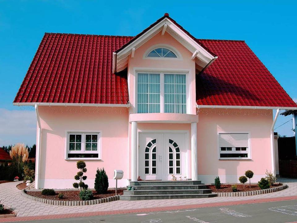 Der Traum vom eigenen Haus – viele haben ihn sich schon erfüllt.  | Foto:  Fotolia.com/Dark Vectorangel