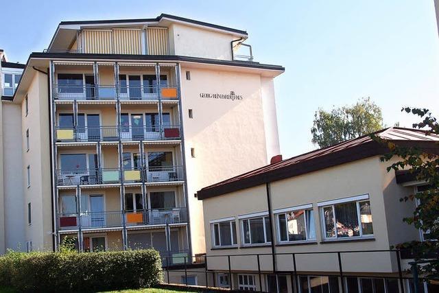 Ein Neubau soll Haus II ersetzen