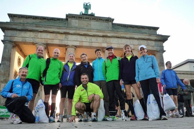 40 963 Läufer, elf aus Wehr
