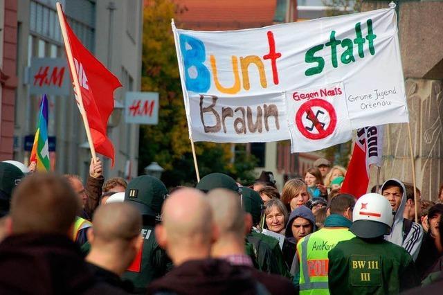 Organisator von Nazi-Aufmarsch in Eskalation mit Antifaschisten verwickelt