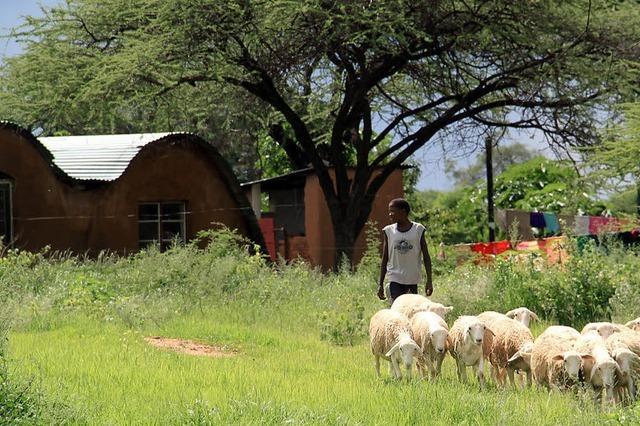 In Namibia finden Problemkinder aus Freiburg zu sich