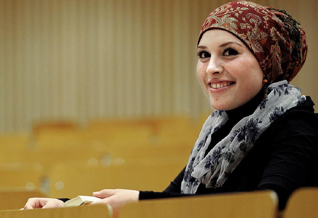 Sie immerhin ist schon bereit: Farina ...#8220; beworben und wurde angenommen.   | Foto: dapd