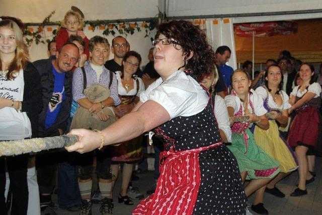 Die Gäste mögen es bayrisch-deftig