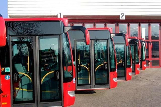 St. Georgen und seine Bus-Fans