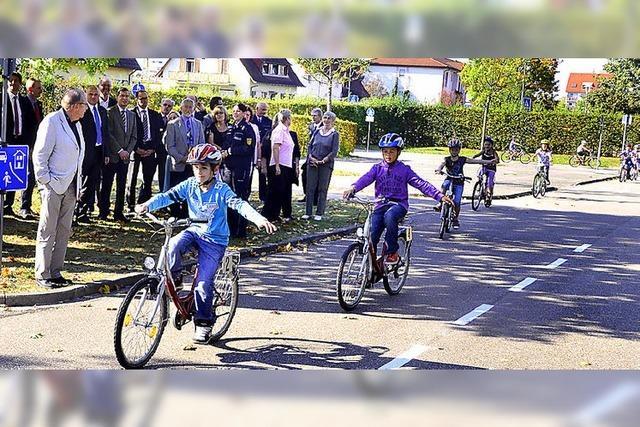 Übung macht fit für den Straßenverkehr