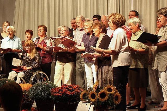 Vor 65 Jahren wurde die Gundelfinger Kantorei wiedergegründet