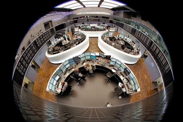 Handel an Frankfurter Börse nach Bombendrohung unterbrochen