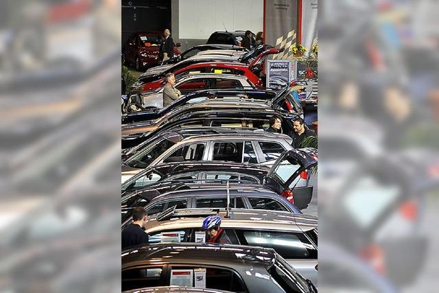 55 Kfz-Händler bieten größeres Angebot