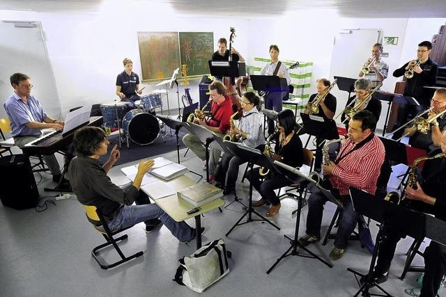 Blasmusik und Big-Band-Sound