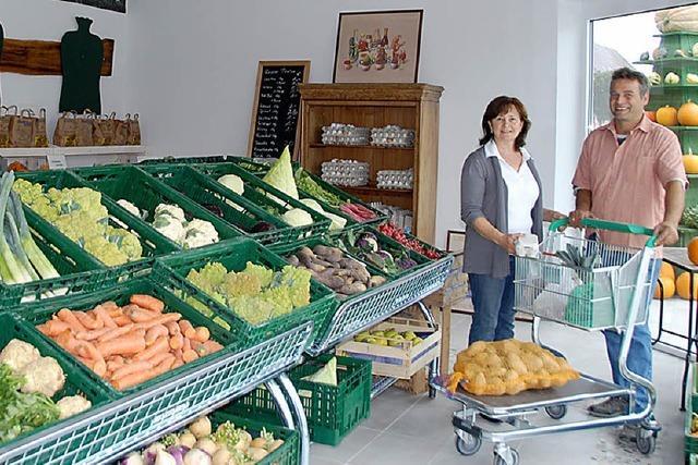 SB-Verkauf in Forchheim