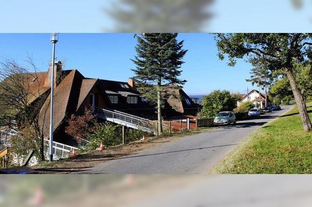 Ausbau des Eggwegs: Wunschkatalog für 329.000 Euro