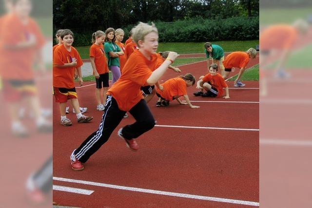 Leichtathleten starten in die Herbstsaison