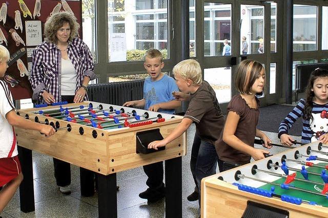 Spiele für eine aktive Pause
