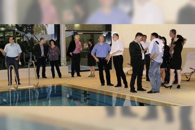 Aquihl : Sanierung des Görwihler Hallenbades abgeschlossen