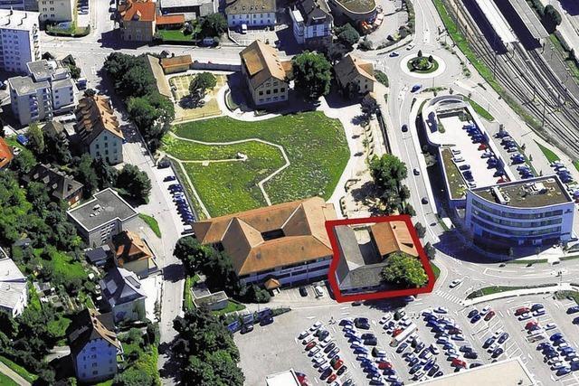 Das Kinderhaus zieht bald in den Park
