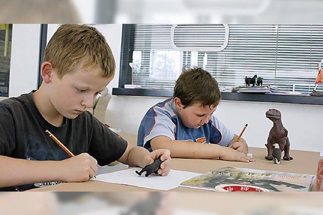 Die kleine Zeichenschule