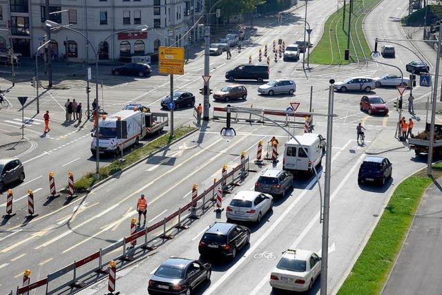 Freiburg: Zahl der Staus nimmt zu – nicht alle lassen sich erklären