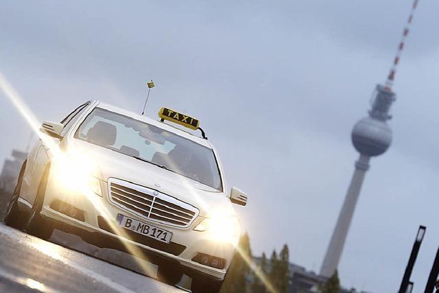Taxi-Test in 22 europäischen Großstädten