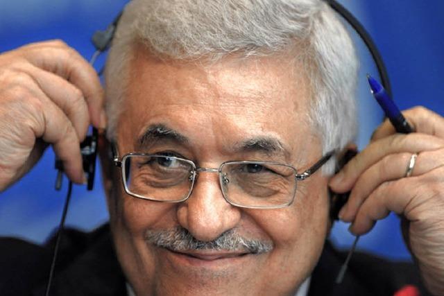 Rückenwind vom Europarat für Palästinenser