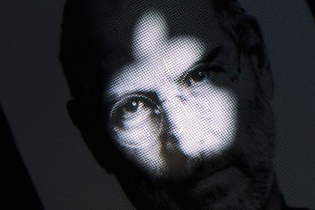 Apple-Fans trauern um Steve Jobs