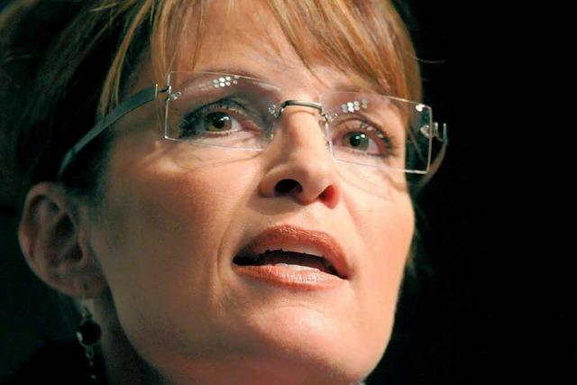 Sarah Palin will nicht kandidieren
