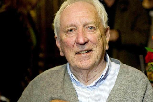 Literaturnobelpreis für den Dichter Tomas Tranströmer