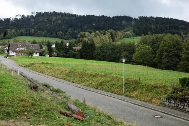 Plätze für Bauwillige am Ohrensbach