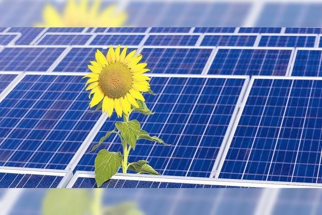 Solaranlagen auf neun Gebäuden