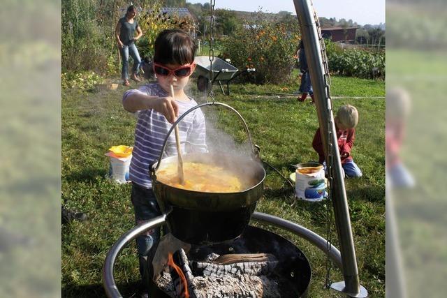 Des Kernes Weg zur Suppe