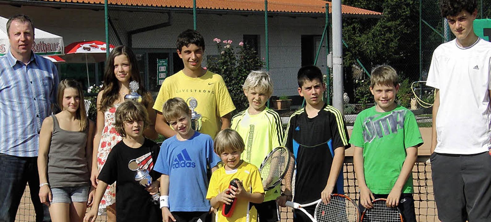 Jugend ermittelt Meister - Endingen - Badische Zeitung