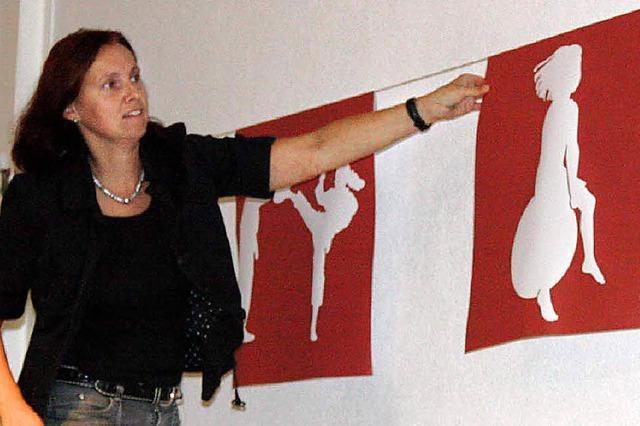 Wandschmuck für Binzens Hallenfoyer
