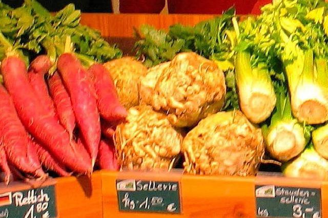 Gemüsebauern sind den Kochshows dankbar
