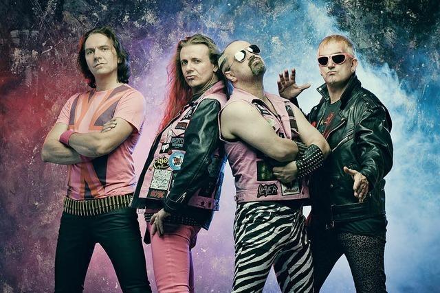 Rocknacht in neuer Dimension