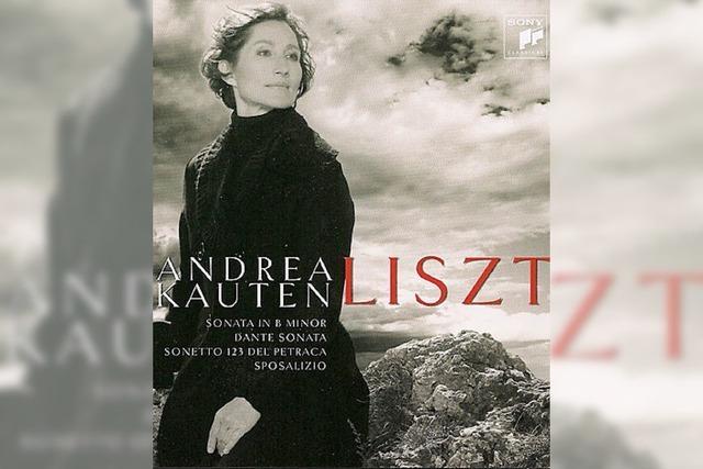 REGIO-CD: Franz Liszt zum Geburtstag