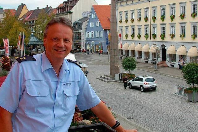Neuer Offenburger Polizeichef: