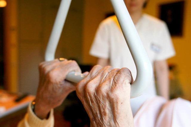 SPD feilt an ihrem Pflegekonzept