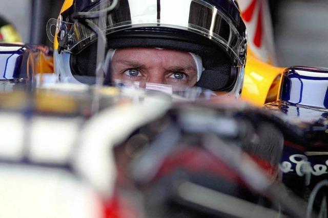 Sebastian Vettel: Der Vorzeige-Weltmeister