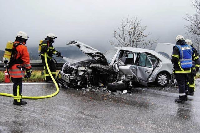Sechs Menschen verletzt