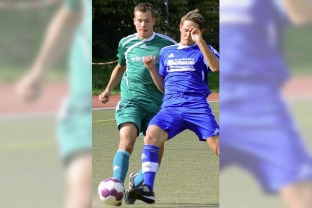 2:0-Führung reicht FC Zell wieder nicht