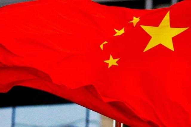 Betrugsversuche: Chinas Greise bleiben liegen