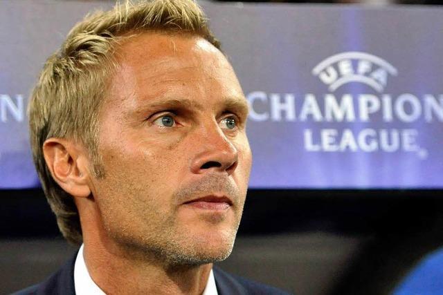 Hamburger SV buhlt weiter um Thorsten Fink