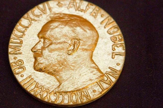 Wirtschafts-Nobelpreis an zwei US-Forscher