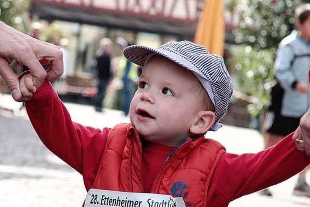 Fotos: Der Stadtlauf 2011 in Ettenheim