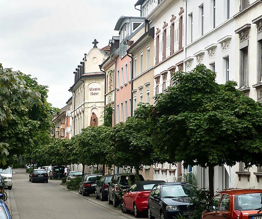 Krimi-Schauplatz: der Freiburger Stadtteil Stühlinger    Foto: bz
