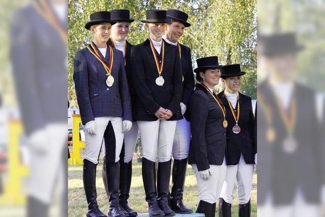 Steinens Reiter feierten schöne Erfolge